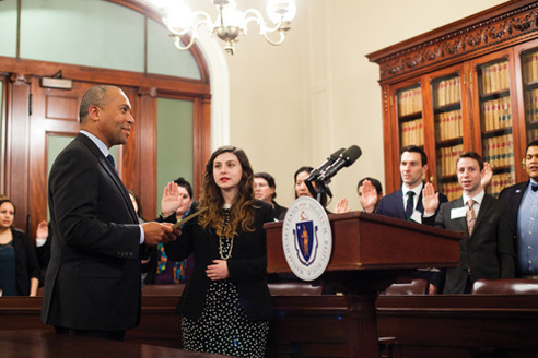 Governor Patrick celebrates administration�s commitment to LGBT youth
