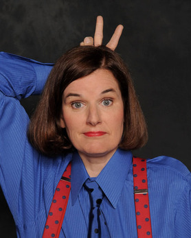 Sudbury native Paula Poundstone performs in New Hampshire