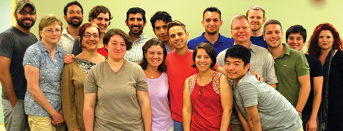 The 2012 class of The Fenway Institute�s Summer Institute in LGBT Population Health